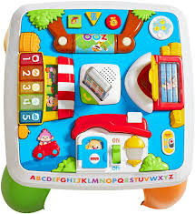 fisher price laugh learn puppy friends learning table fisher price laugh learn around the town learning table youtube