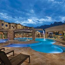 luxury homes in tucson az luxury tucson apartments encantada at steam pump