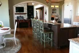 Kitchen Island Table With 4 Chairs Kitchen Island With 4 Bar Stools Kutsko Kitchen
