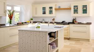 shaker kitchen island shaker kitchen with customised island from harvey jones