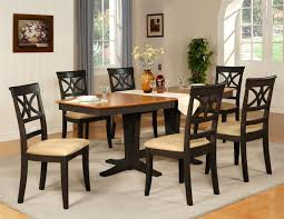 liberty furniture whitney 7 piece trestle dining room table set in dining room table and chairs best of
