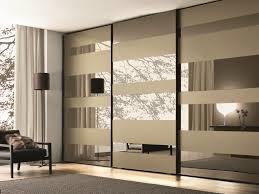 Mirror Closet Door Replacement Amusing Sliding Mirror Closet Doors Door Design