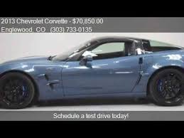 corvette zr1 2013 for sale 2013 chevrolet corvette zr1 2dr coupe w 3zr for sale in engl