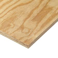 Marine Laminate Flooring Bc Sanded Plywood Common 7 32 In X 2 Ft X 4 Ft Actual 0 218