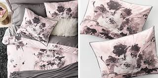 Black Floral Bedding Bedding Collections Rh Teen