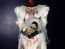 Halloween Costume Bride Headless Bride Costume Green Halloween Contest