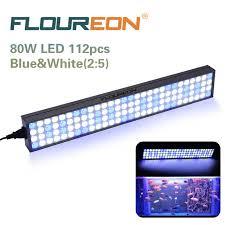 60 watt aquarium light floureon 60 watt 25 inch führte aquariumlicht aquarium licht für