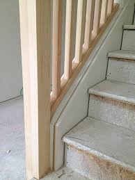 How To Install A Banister Building Basics For An Open Rail Balustrade Extreme How To