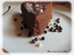 comment cuisiner un gateau au chocolat fondant au chocolat ou comment recycler les chocolats de pâques