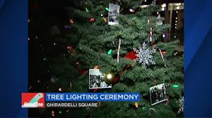 tree lighting at pier 39 tops weekend events in san francisco