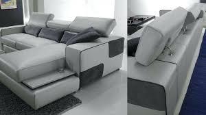 canap d angle cuir noir canape d angle cuir noir et blanc canapac dangle cuir noir et blanc