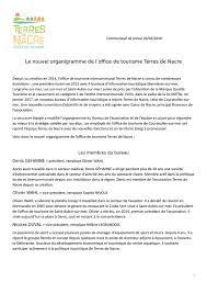 equipement bureau denis cp nouvel organigramme ottdn by office de tourisme de terres de