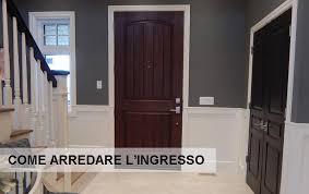 arredare ingresso moderno consigli pratici su come arredare l ingresso costok