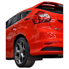 ford focus st service manual rally armor mf27 ur blk rd focus mud flap blk red st 2013 17 rs 16 17
