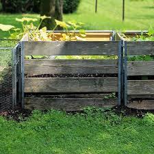 komposter bauen selber kompostieren