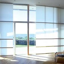 Blinds For Glass Front Doors 79 Best Vertical Blinds Alternatives Images On Pinterest