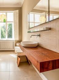 mensola lavabo da appoggio mensola da bagno in legno per lavabo sospeso xlab