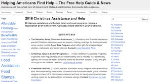 find help for needy families with 5 gift charity