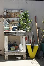 Garden Potting Bench 58 Awesome Potting Benches For Every Gardener Shelterness