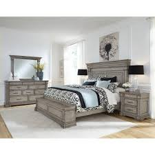 madison bedroom set traditional gray 6 piece california king bedroom set madison