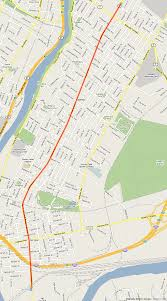 Map Of Hudson County Nj Kearny Shuttle Hudson Tma