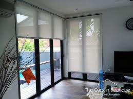Outdoor Rolling Blinds Singapore Roller Blinds Indoor The Curtain Boutique