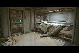 sci fi room sci fi bedroom space station pinterest sci fi
