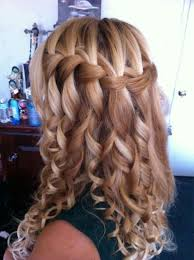 matric farewell hairstyles top 28 best curly hairstyles for girls