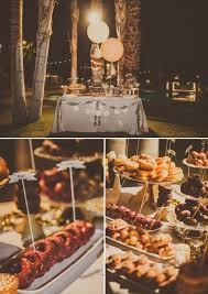 Buffet In Palm Springs by Diy Palm Springs Wedding At Cree Estate