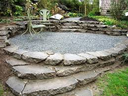 Rock Patio Design Rock Patio Design That Will Make You Prefer Garden