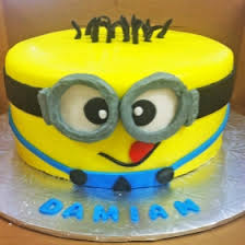 Minion Cake Decorations Cake Decorations San Clemente Sugar Blossom Bake Shop