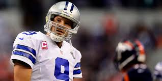 Tony Romo Interception Meme - tony romo debate rages on after cowboys loss to broncos huffpost