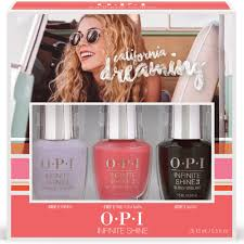 opi california dreaming 2017 time for a napa trio pack 3 x 15ml