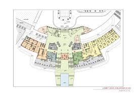 podium lobby level plan u2013 hotel da rren vinci