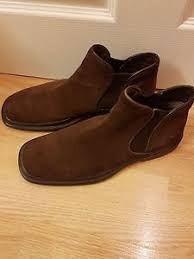 s suede boots size 9 hugo s suede boots size 9 ebay