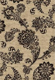 Verona Rugs Paisley Flower Rug From Verona By Concord Global Plushrugs Com