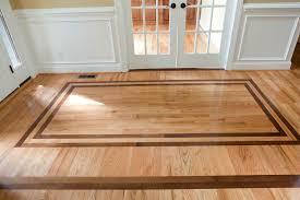 Laminate Flooring Border Hardwood Floor Designs With Minimalist Border For Floor Entryway