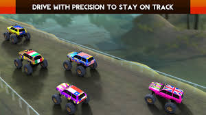 monster truck race track ultimate monster truck racing android apps on google play
