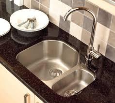 kitchen undermount kitchen sink styles with granite countertop