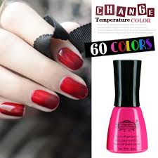 perfect summer temperature color change gel nail polish 8ml led uv