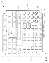 patent us6980198 multifunction keyboard for advanced cursor
