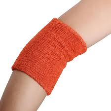 sweat band sweatband wristband sports wrist wrap 6inch badminton tennis