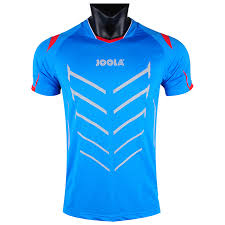 joola table tennis clothing joola table tennis clothes unisex clothing t shirt short sleeved