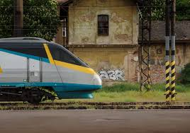 pendolino train in czech free stock images by libreshot