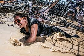 Mud Run Meme - terrain racing conquer your terrain