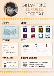 Cool Resume Ideas Clean Creative Resume Resumes Pinterest Creative Cv