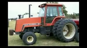 allis chalmers models 8010 8030 8050 8070 tractor service repair
