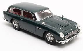 aston martin db5 1964 aston martin db5 shooting brake 1 18 scale model by cult scale