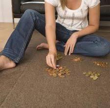 the best diy flooring ideas of pinterest pennies floor clear