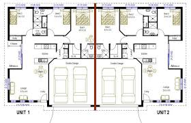 awesome picture of 3 bedroom duplex house plans fabulous homes